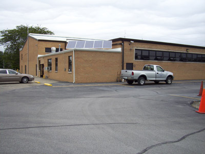 Paris Crestwood School