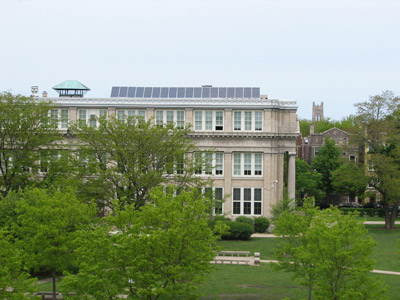 Senn High School